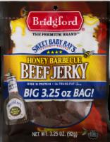 Bridgford Honey BBQ Beef Jerky