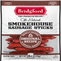 Bridgford Original Recipe Smokehouse Sausage Sticks
