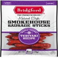 Bridgford Teriyaki Smokehouse Sausage Sticks