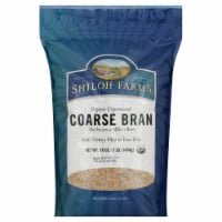 Shiloh Farms Organic Unprocessed Wheat Bran