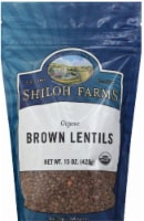 Shiloh Farms Organic Brown Lentils