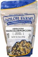 Shiloh Farms  Organic Heirloom Multicolor Popcorn