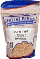 Shiloh Farms Whole Grain Teff Flour - 15 oz