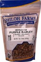 Shiloh Farms Hulless Purple Barley