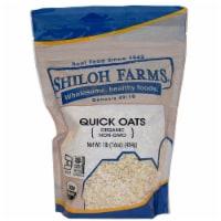Shiloh Farms Organic Quick Oats - 16 oz