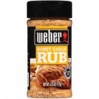 Weber Honey Garlic Rub - 6.25 oz