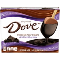 Dove Bar Chocolate Ice Cream Bars