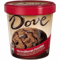 Dove Chocolate Unconditional Chocolate Ice Cream