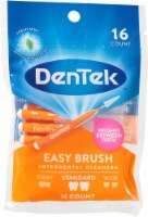 DenTek Easy Brush Standard Interdental Cleaners