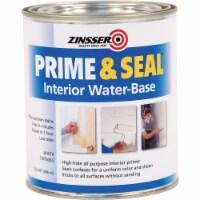 Zinsser 1804 Prime & Seal Multi-Purpose Primer Sealer Quart - 32 ounce each