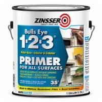 Zinsser® Bulls Eye 1-2-3® White Tintable Primer - 1 gal