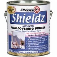 Zinsser  Shieldz Universal  White  Wallcovering Primer  1 gal. - Case Of: 4; - Case of: 4