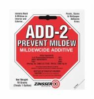 Zinsser  ADD-2  Indoor and Outdoor  Mildewcide Additive  10 gm - Case Of: 1; - Count of: 1