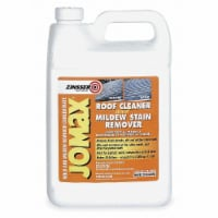 Jomax  Roof Cleaner & Mildew Stain Remover  1 gal. Liquid - Case Of: 4; - 1 gal.