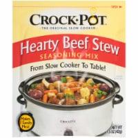 Crock-Pot® Hearty Beef Stew Seasoning Mix - 1.5 oz