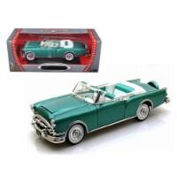 Road Signature 92798grn 1953 Packard Caribbean Green 1-18 Diecast Car Model