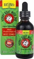 Natural Balance Horny Goat Weed Liquid Epimedium - 2 fl oz