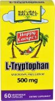 Natural Balance L-Tryptophan Vegetarian Capsules 500 mg 60 Count