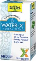 Natural Balance  Water-X™ Herbal Blend Maximum Strength - 60 Vegetarian Capsules