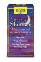 Natural Balance Herbal Slumber Vegetarian Capsules - 60 ct