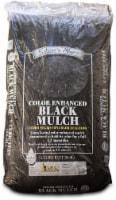 Nature's Magic Color Enhanced Mulch - Black