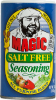 Chef Paul Prudhomme's Magic Salt Free Ssng