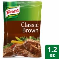 Knorr Classic Brown Gravy Mix - 1.2 oz
