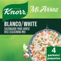 Knorr Mi Arroz White Rice Seasoning Mix 4 Count