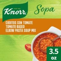 Knorr® Tomato Based Elbow Pasta Soup Mix - 3.5 oz