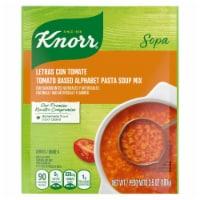 Knorr® Tomato Based Alphabet Pasta Soup Mix - 3.5 oz