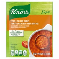 Knorr Tomato Based Star Pasta Soup Mix - 3.5 oz