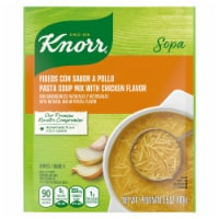 Knorr Chicken Flavor Pasta Soup Mix - 3.5 oz