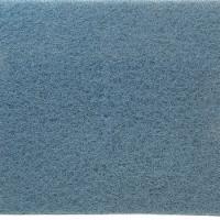 3m Scrubbing Pad,20 In x 14 In,Blue,PK10 HAWA 5300-20x14