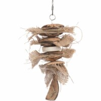 Prevue Pet Products 62543 Sprite Stack Bird Toy