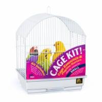 Kroger Round Roof Bird Cage Kit 1