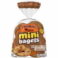 Thomas' Brown Sugar Cinnamon Mini Bagels