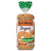 Thomas' Apple Cinnamon Bagels - 6 ct / 20 oz