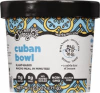 Chef Soraya Eat a Bowl Cuba Black Beans & Rice