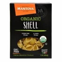 Organic Durum Wheat Semolina Shells 16 oz (Pack of 4) - 1 lb