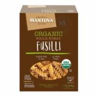 Organic Whole Wheat Semolina Penne Rigate 16 oz (Pack of 4) - 1 lb