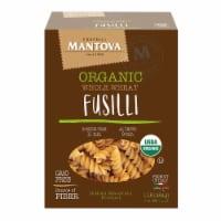 Organic Whole Wheat Semolina Fusilli 16 oz (Pack of 4) - 1 lb