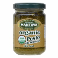 Organic Pesto Genovese 4.6 oz (Pack of 3)