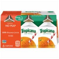 Tropicana Orange Juice No Pulp 6 Pack