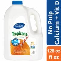 Tropicana Pure Premium No Pulp Orange Juice with Calcium & Vitamin D
