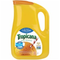 Tropicana Orange Juice with Calcium + Vitamin D 89 oz Bottle