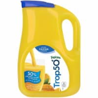 Tropicana Trop50 Orange Juice No Pulp + Calcium 89 oz Bottle