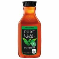 Pure Leaf® Real Brewed Unsweetened Black Tea - 59 fl oz