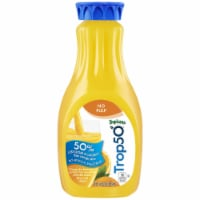 Tropicana Trop50 No Pulp Orange Juice