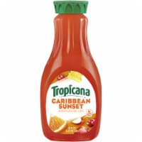 Tropicana Caribbean Sunset Drink