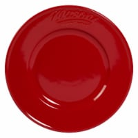 Mason Craft & More Round Ceramic Dinner Plate - Red